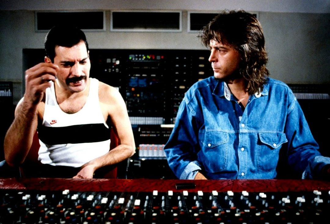 Freddie mercury producer