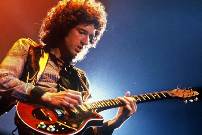Brian may red special